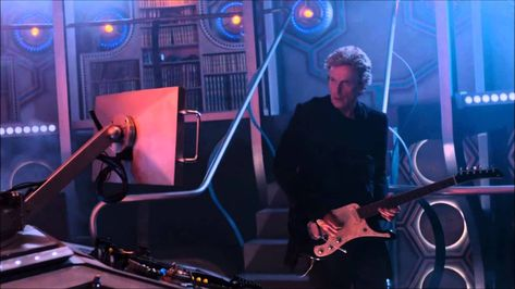 Amazing Grace on the Guitar - Doctor Who S09E07