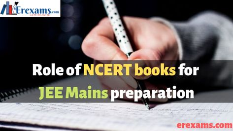 Role Of Ncert Books For Jee Mains Preparation Deberes