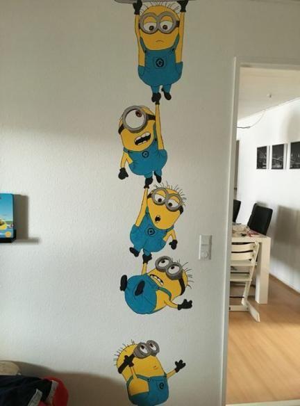48 Ideas Wall Art Diy Paint Murals Decor Wall Art Diy Paint