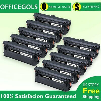 10pk Cf360x Black Toner Cartridge For Hp 508x Color Laserjet M553dn M577 M577dn In 2020 Toner Cartridge Graphic Card Color