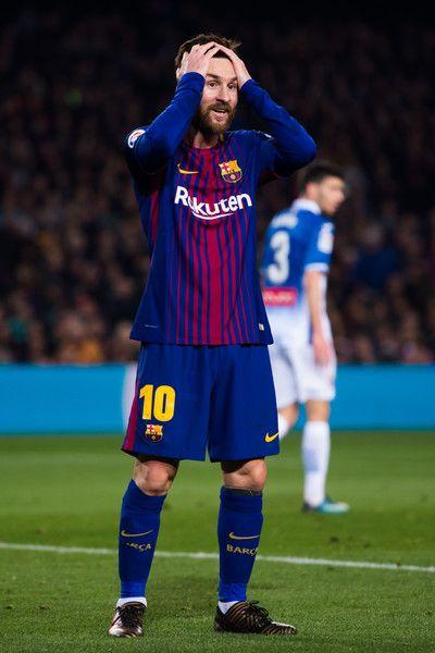 Lionel Messi Photos Photos Barcelona V Espanyol Spanish Copa
