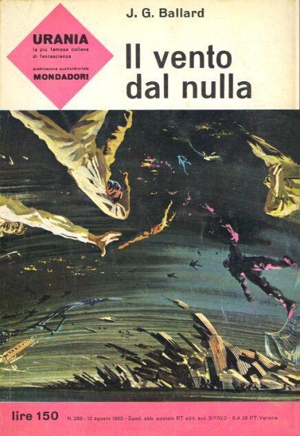 Il vento dal nulla | Fantascienza, Libri, Croydon