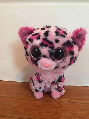 Ty Beanie Boos ~ TWIGGY the Pink Owl NEW MWMT 6 Inch