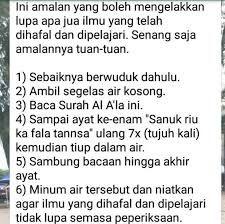 Image Result For Doa Sambungan Selepas Doa Fitnah Dajjal