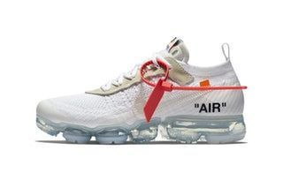 Virgil Abloh x Nike Air Vapormax White Colorway Store List
