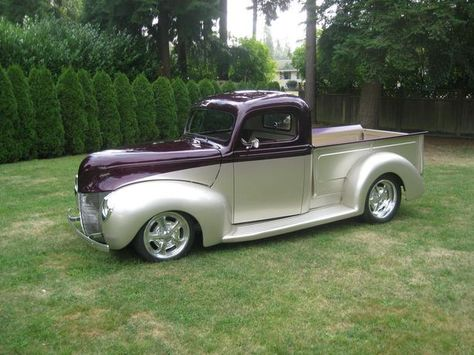 1941 Ford Pickup Streetrod - amazing.  For sale on UsedLangley.com