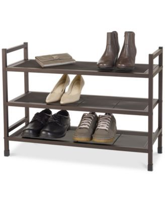5a86278415f3f29dde898283b0e52c1a - Better Homes And Gardens Stackable Shoe Rack