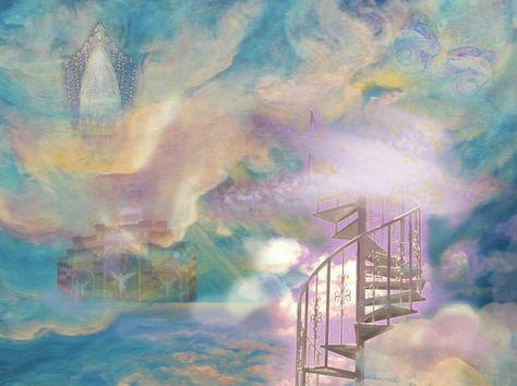 120 Portals of heaven ideas | prophetic art, heaven, pictures