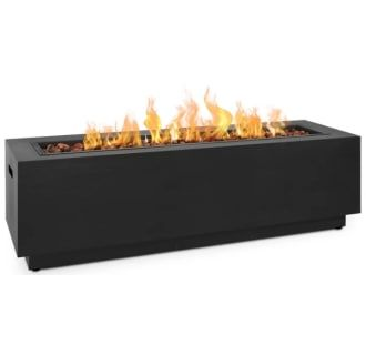 Real Flame Ct0003lp Sw4 Lanesboro 48 Inch Wide Build Com Gas Firepit Fire Table Propane Fire Pit