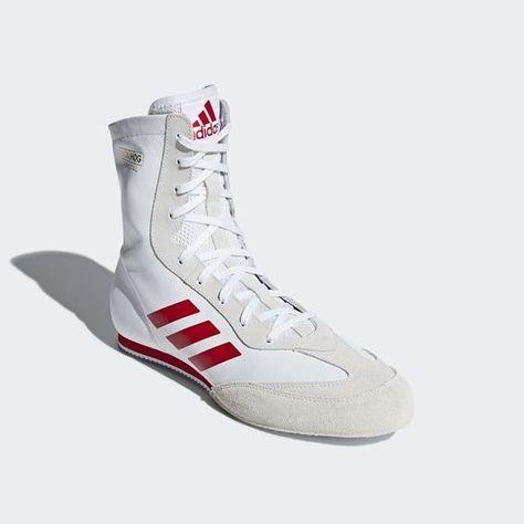 Adidas Boxing Box Hog Special X White