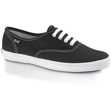 affordable price super specials reliable quality Keds Women's Champion Cotton Canvas Sneaker ($45) ❤ liked on ...