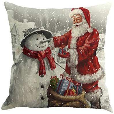 Santa Pillow Case Pillow Cases for sale