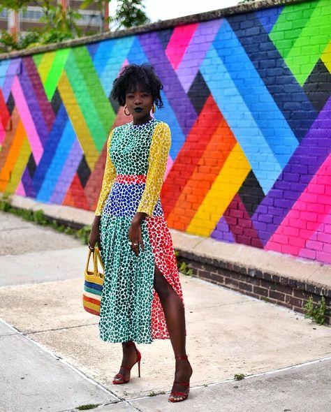 Mode Outfits, Fashion Outfits, Womens Fashion, Fashion Top, African Women, African Fashion, Look Street Style, African Street Style, African Traditional Dresses