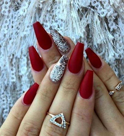 Christmas Nail Designs, winter nails, Christmas nails