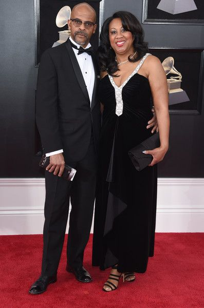 Charles Berry Jr. and Cheryl Berry - The Cutest Couples at the 2018 Grammy Awards - Photos