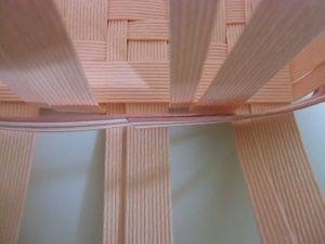 バッグ で作り方をマスター あじろ編み かご Home Decor Decor