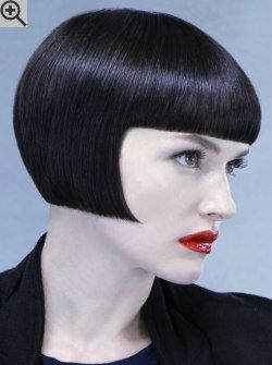 List Of Pinterest Straight Bob With Bangs Blunt Cuts Short Hair