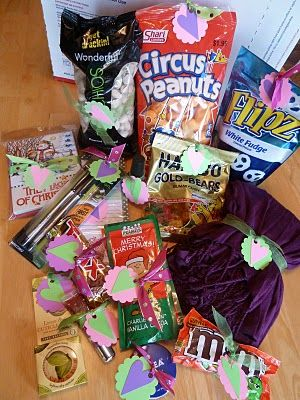 Create Your Own Version Of Oprahs Favorite Things For A Creative Care Package