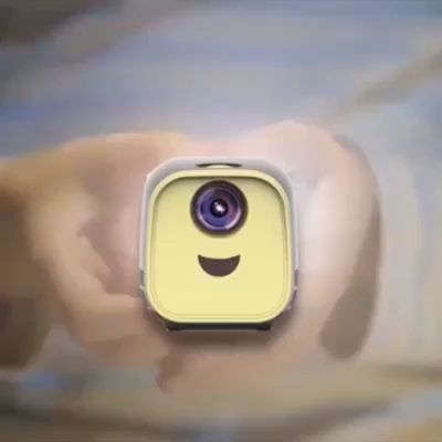 """NEW UPDATED VERSION!! NOW BRIGHTNESS IS 1000LUMENS!!! Nova Tech™Mini LED Projector is specially designed with one thing in mind: """"Simplicity and Quality"""". Easily use it for, Kids Entertainment,Education Trainingand General Home use. Bring it to Work, School, Parties or Camping Trips for hours of Music, Movies, and"""