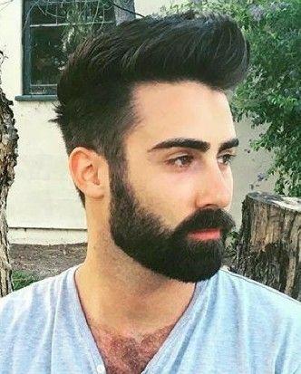 Very Handsome Mens Hairstyles Beard Hairstyle Beard Styles