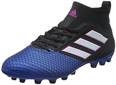 X 17.3 FG, Chaussures de Football Homme, Blanc, Multicolore (Solar Yellow/Legend Ink/Legend Ink), 45 1/3 EUadidas