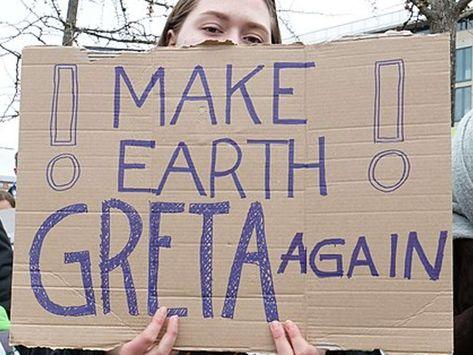 Cosa si nasconde dietro a Greta Thunberg | CAFFEBOOK
