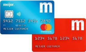 Marathon Credit Card Login >> Meijer Credit Card Application Meijer Credit Card Login