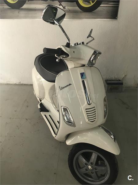 Vespa S 50 4t 4v Venta De Motos Usadas Motos De Segunda Tipos De Motos