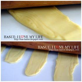 Hasue I Love My Life Resepi Kuih Tiram Dan Cara Membentuknya Cemilan Resep Camilan