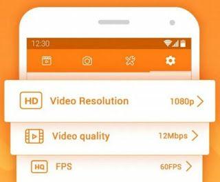 Aplikasi Perekam Layar Android Perekam Android Berlayar