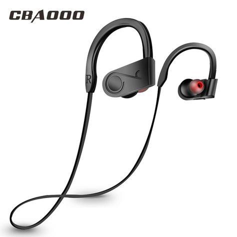 7f7c2c6bd32 Mpow Headphone Mic IPX7 Waterproof Sport Headset Mpow Flame 088A Bluetooth