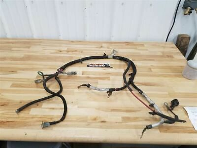 Jeep Jk Wrangler Oem Battery Cable Wiring Harness 56051599ac 2007 2010 22569 In 2020 Jeep Jk Wrangler Jk Jeep