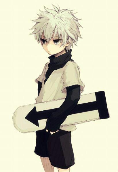 من يطلب صور كيلوا 2 Hunter Anime Hunter X Hunter Killua