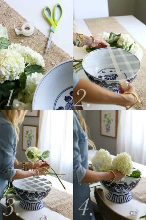 The 11 Best Flower Arrangement Tips & Tricks   The Eleven Best