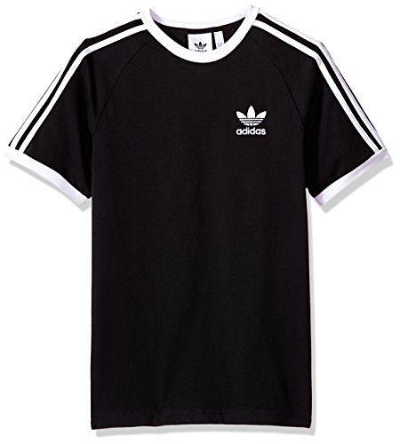 Adidas Ace Black Cotton Graphic Mens T-Shirt AY7237 EE17