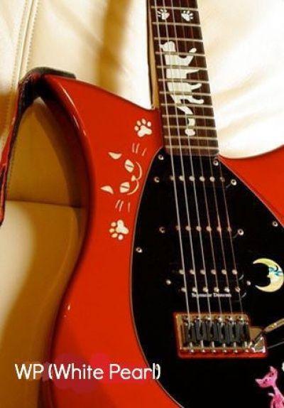 ボード ギター カスタマイズ のピン