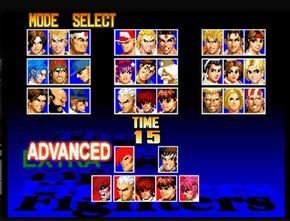 The King Of Fighters 97 In 2020 King Of Fighters Download Games