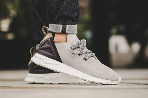 8dc77db980c75 On-Foot  adidas ZX FLUX ADV X - EU Kicks  Sneaker Magazine