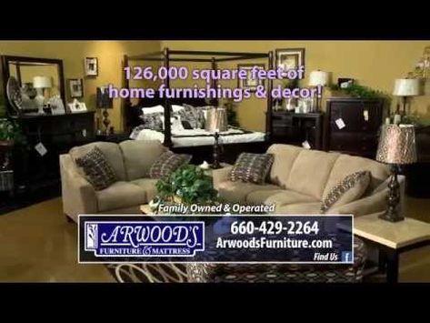 Welcome To Arwoodu0027s Furniture U0026 Mattress   Missouriu0027s LARGEST Furniture  Store! | Arwoodu0027s Videos | Pinterest | Large Furniture, Furniture Mattress  And ...
