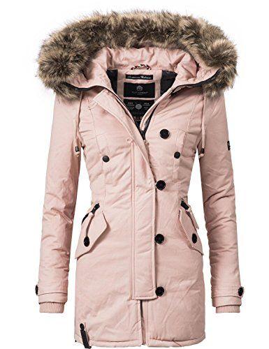 quality design a90d3 bfe01 Navahoo Damen Baumwoll Winterparka Winterjacke Pauline ...