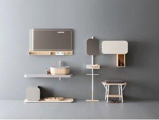 Arredo Bagno Completo Oblon Jaku Bathroom Furniture Design