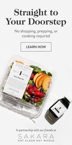 Adbeat Advertiser Ads Sakara Com Food Delivery Packaging Food Packaging Design Meal Delivery Packaging