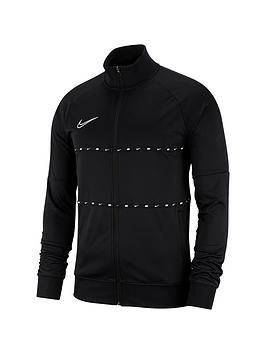 Nike Academy Jacket I96 Gx Black | Products in 2019