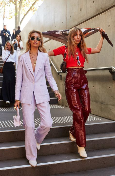 Get Ready, The 70s Are A Major Vibe At Fashion Week So Far