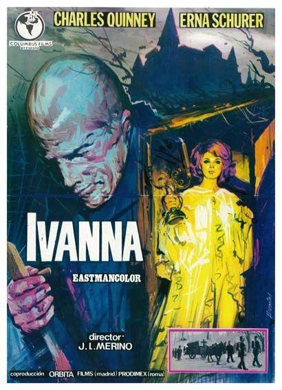 Ivanna 1970 Tt0065905 Cine Peliculas Cartel