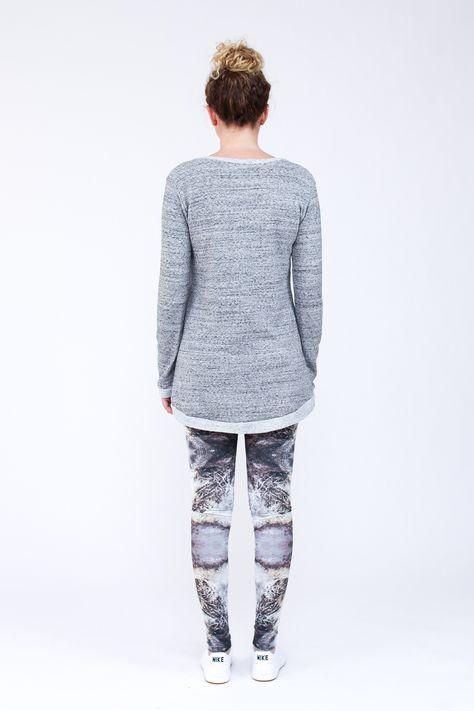 Virginia leggings sewing pattern