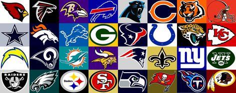 NFL Team Logos by Chenglor55 on DeviantArt
