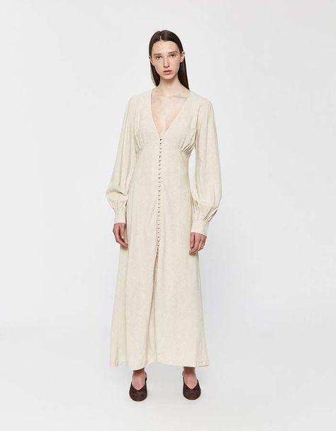 Need Cualli Linen Dress