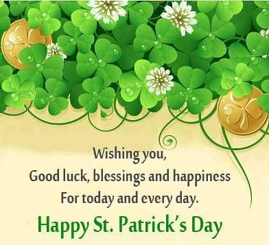 Quotes day st and images patricks 99+ Best