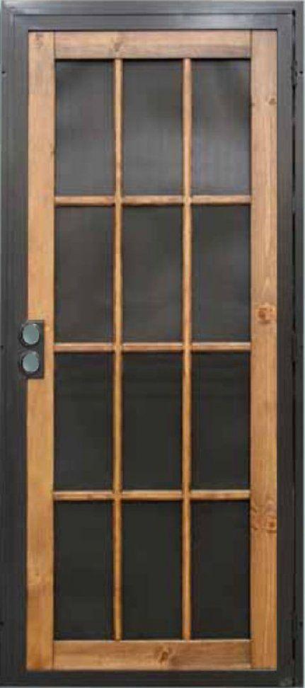 What Is A Security Screen Door